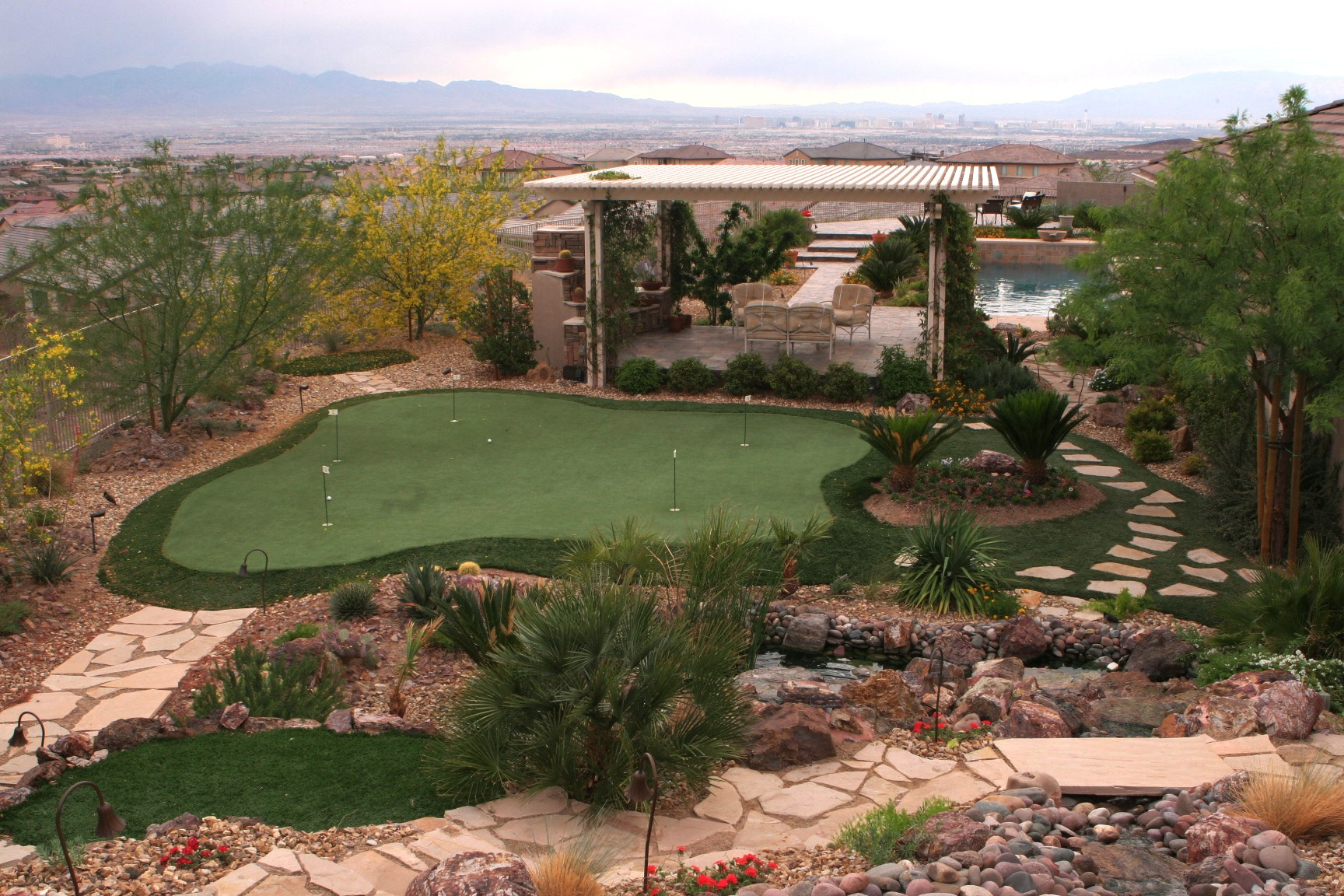 Landscape - Las Vegas pool design, pool contractor, pool builder ...
