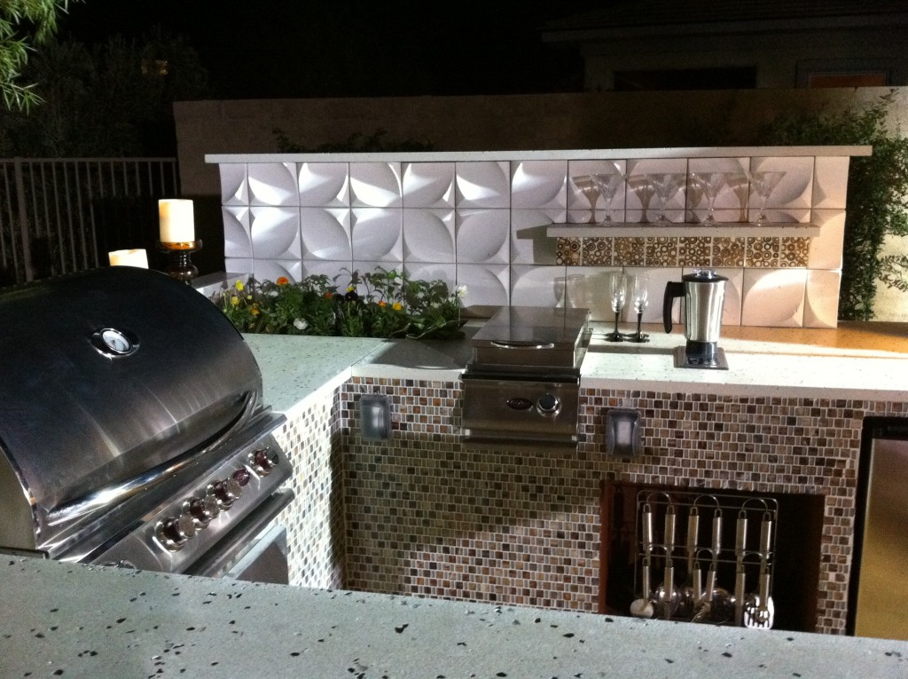 Outdoor Kitchens Las Vegas Design Company - Green Planet