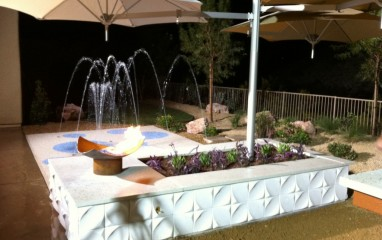 water feature las vegas