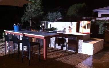 outdoor kitchen company las vegas