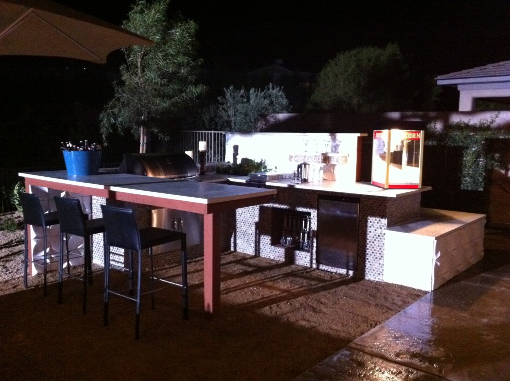 Outdoor Kitchens Las Vegas Pool Design Pool Contractor Pool Builder Pool Construction By