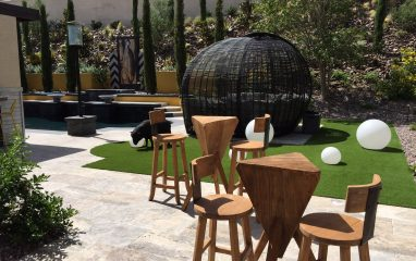 Hampton Chic – landscape design las vegas – green planet landscaping