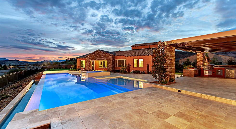 Las Vegas pool design, pool contractor, pool builder, pool ...