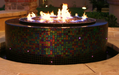 fire feature