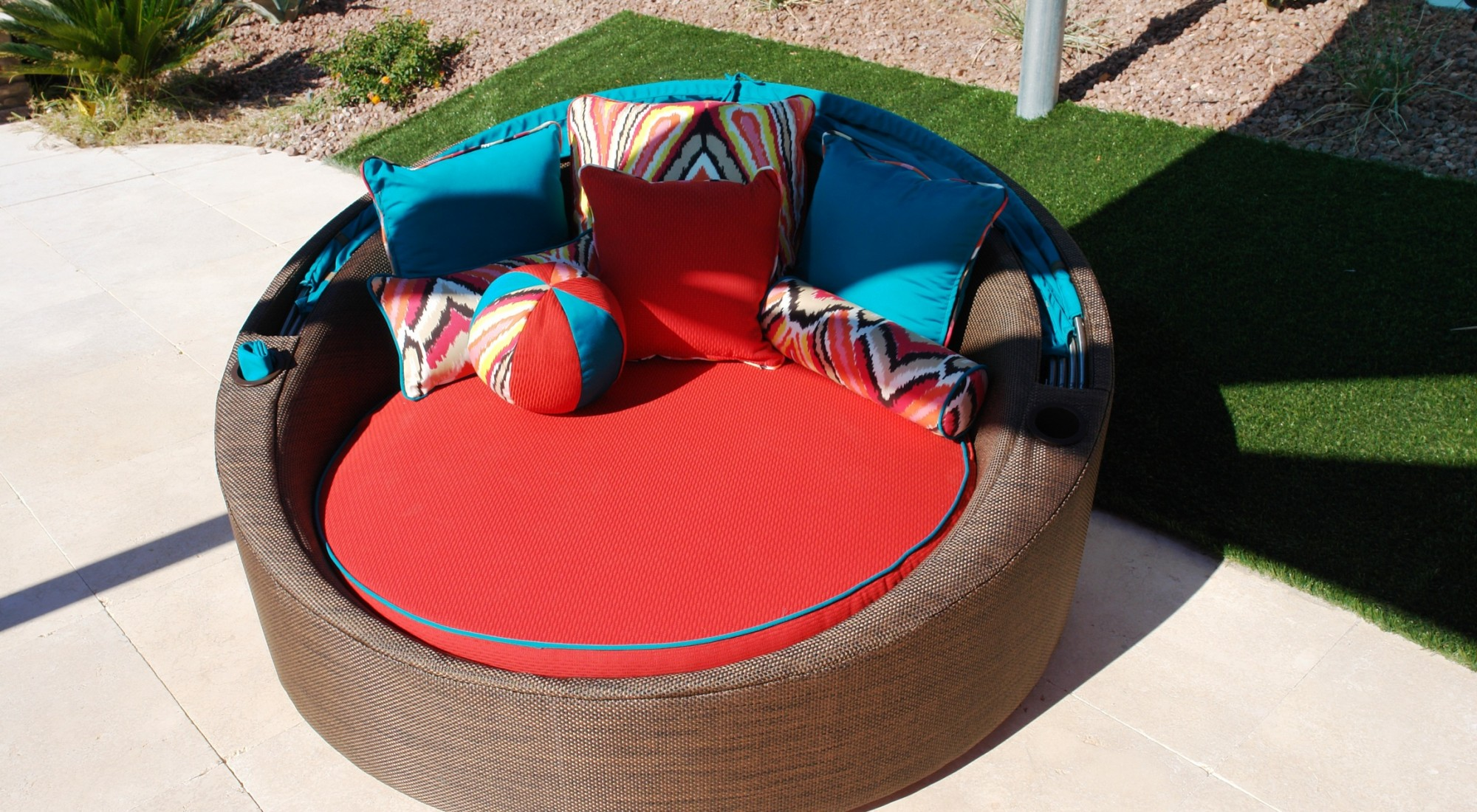 custom outdoor furniture design