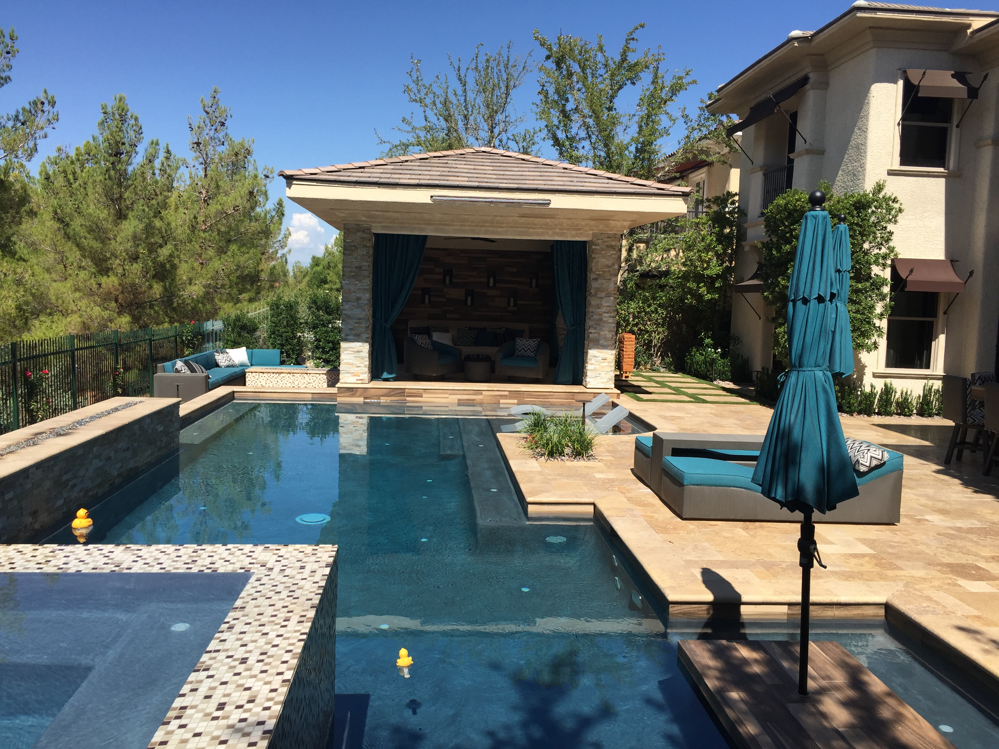 Backyard Resort Las Vegas Pool Design Pool Contractor Pool Builder Pool Construction By Green Planet Landscaping And Pools Inc Damon Lang,Software Company Office Interior Design