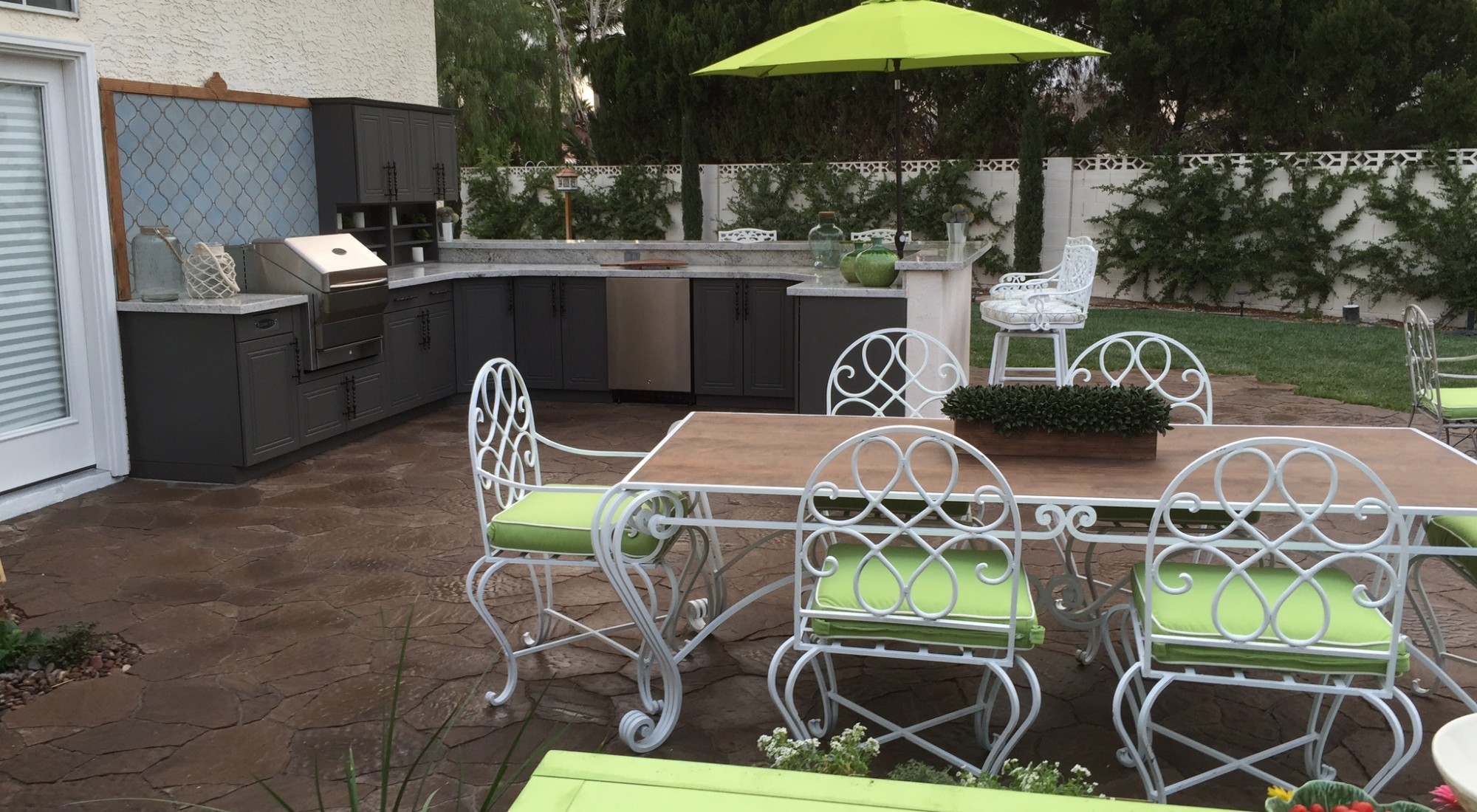 img_0008 custom outdoor furniture design - Garden Furniture Las Vegas