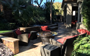 outdoor space las vegas