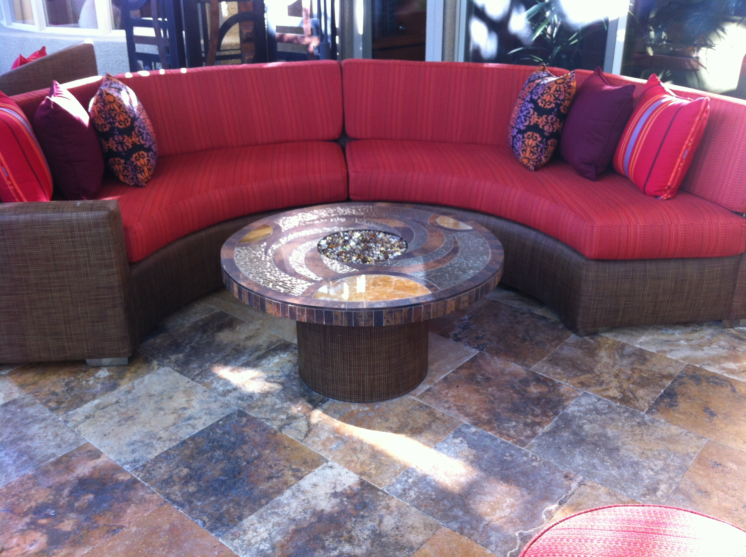 Outdoor Furniture Design and Manufacturing Las Vegas